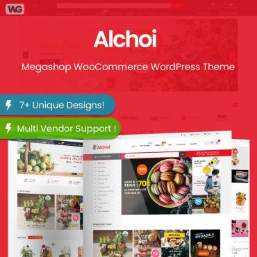 Купить  пофессиональные WooCommerce шаблоны. Купить шаблон #95955 и создать сайт.