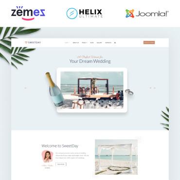 Купить  пофессиональные Joomla шаблоны. Купить шаблон #95959 и создать сайт.