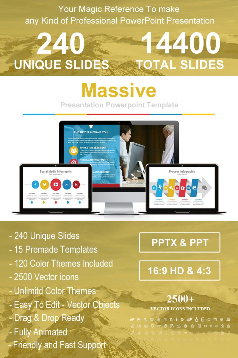 Massive Presentation №95971