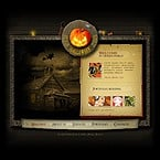 Flash: Web Design Flash Site Most Popular Flash 8 Halloween Templates Halloween Templates