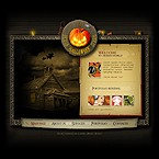 Kit graphique kits halloween 9644