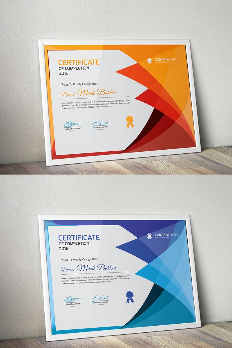 Best Certificate Corporate Vendors Design Sale Super