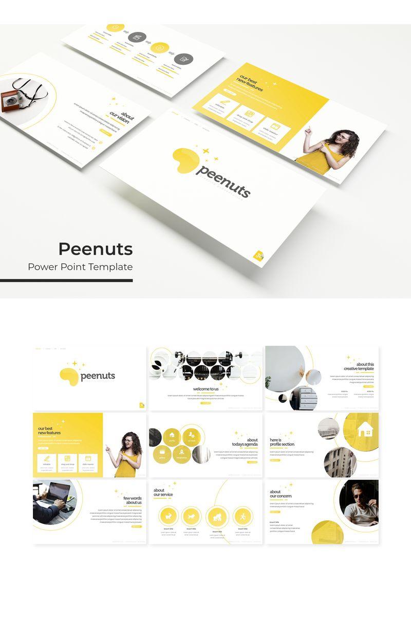 Peenuts PowerPointmall #96160
