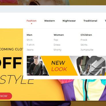 Купить  пофессиональные PrestaShop шаблоны. Купить шаблон #96292 и создать сайт.