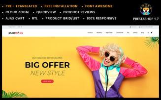 Starmode Accessories Store PrestaShop Theme