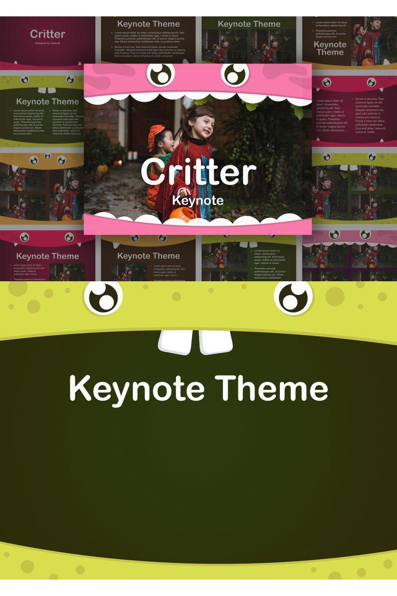 Critter Keynote Template
