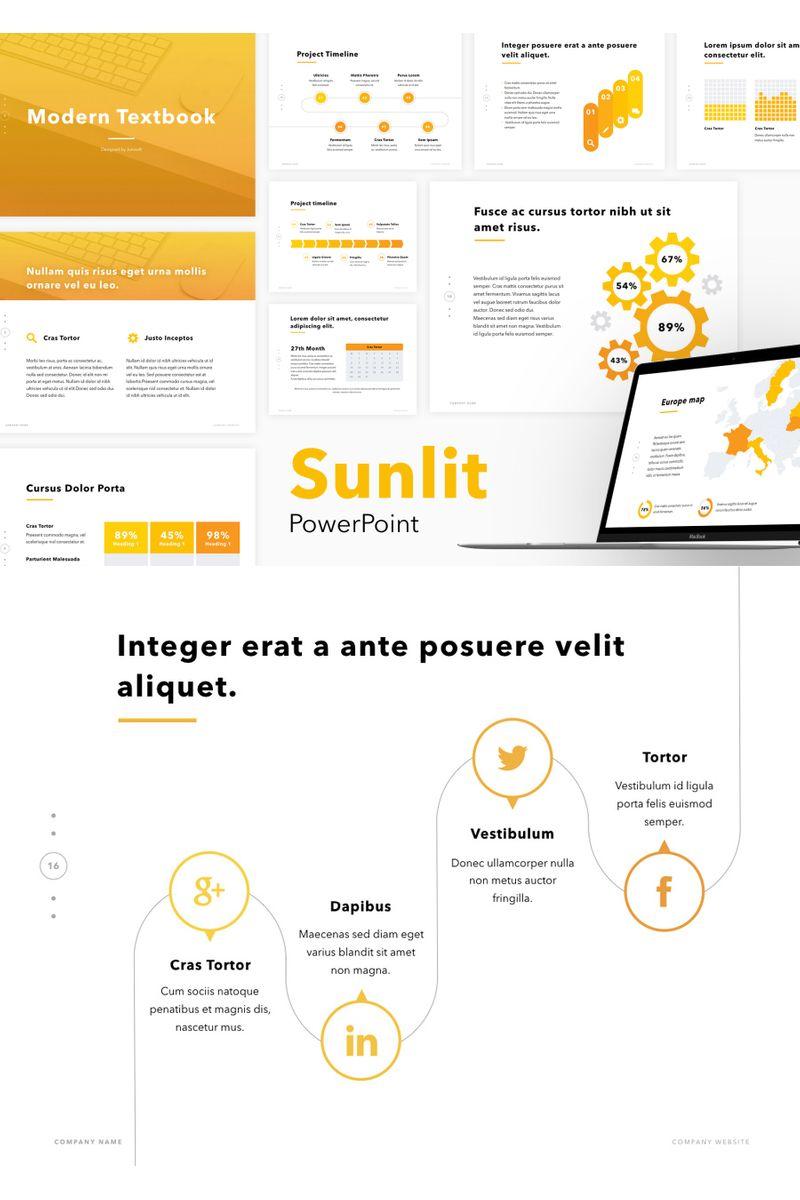 Sunlit PowerPoint Template
