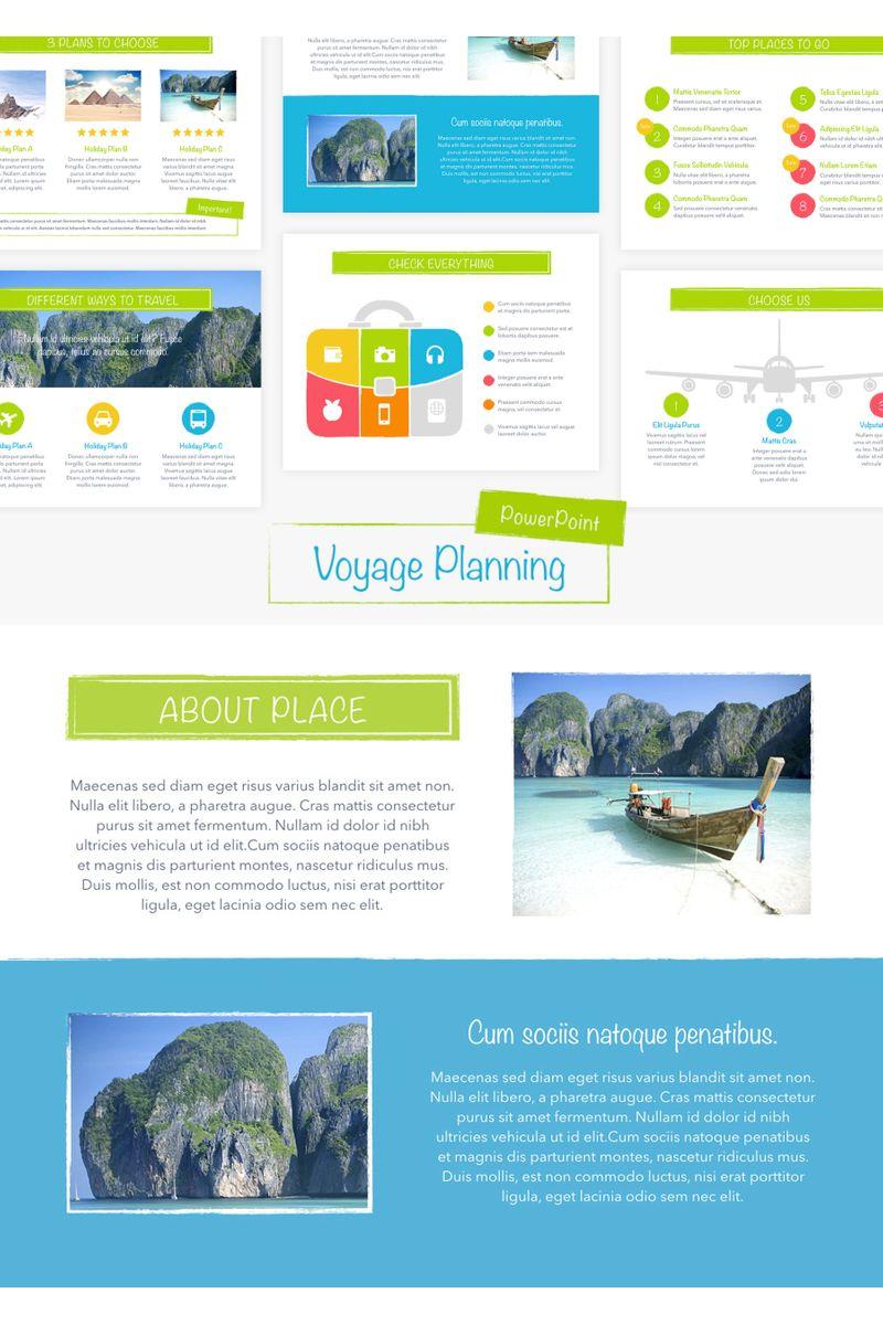 Voyage PowerPointmall #96727
