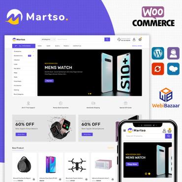 Купить  пофессиональные WooCommerce шаблоны. Купить шаблон #96816 и создать сайт.