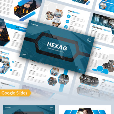 Купить  пофессиональные Google Slides. Купить шаблон #96849 и создать сайт.
