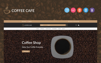 Coffee Responsive