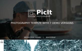 PicIt - Fullscreen HTML