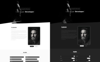 JONJUL - Portfolio MultiPurpose Landing Page Template