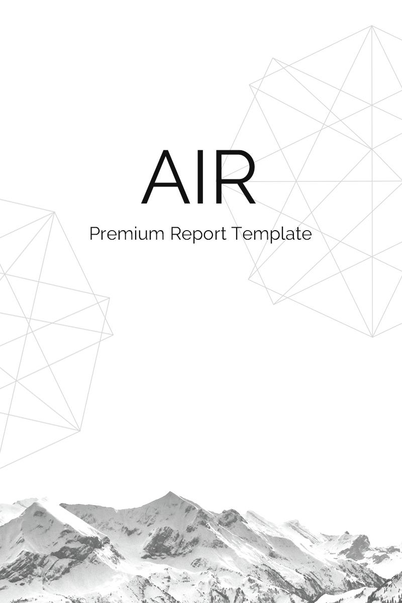 Air - Report Google Slides