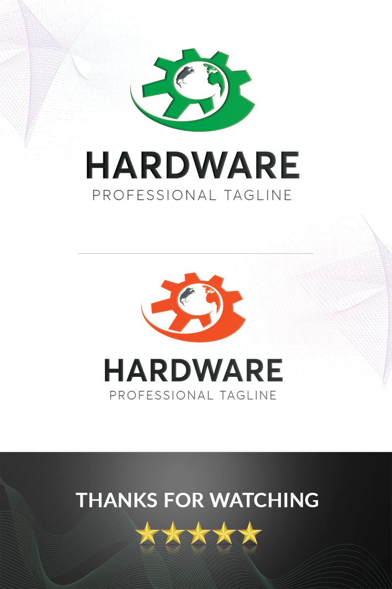 """""""Hardware"""" Premium Logo template №97374"""