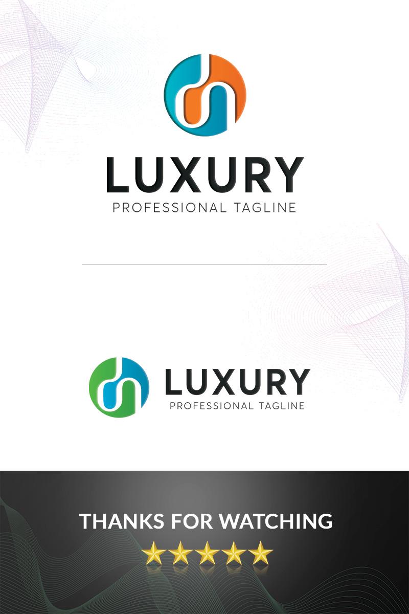 """Luxury"" Logo template №97378"