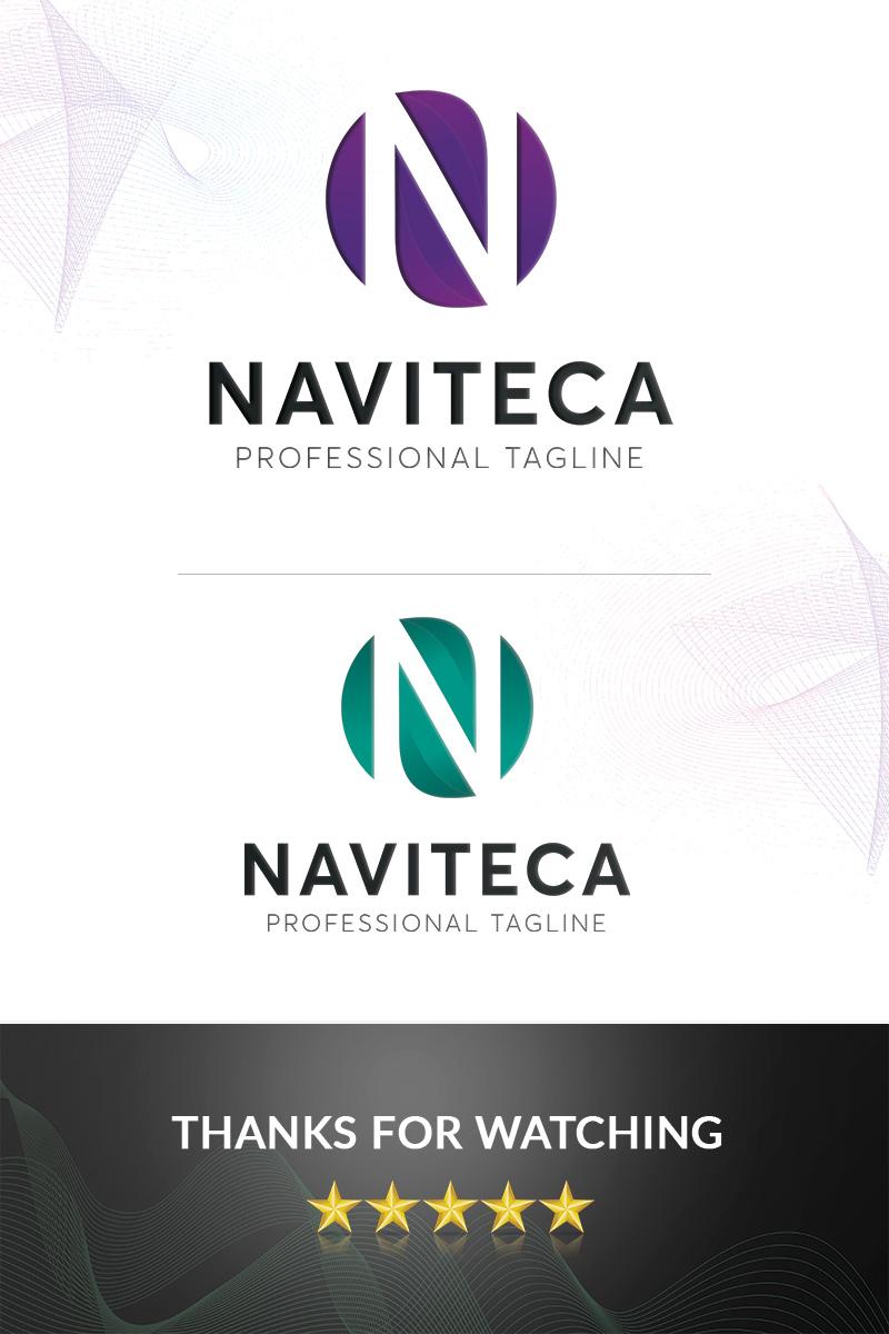 """Naviteca"" Premium Logo template №97379"