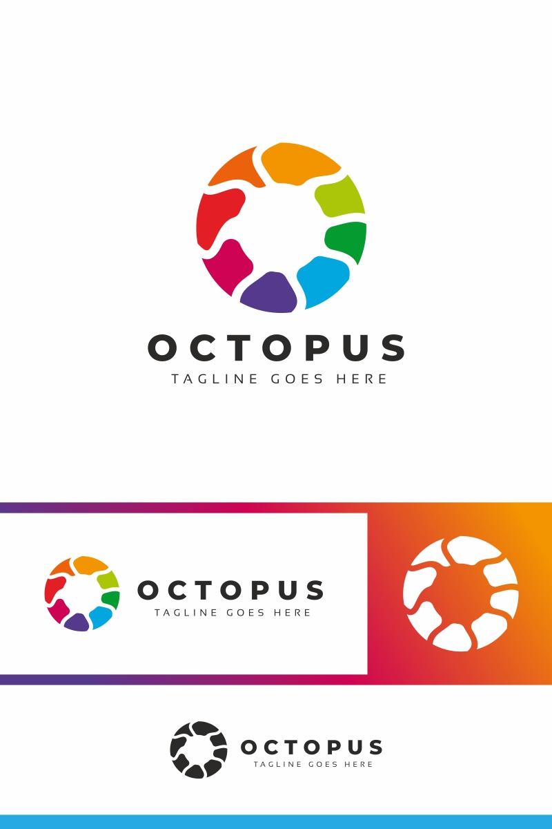 """Octopus Creative"" Logo template №97375"