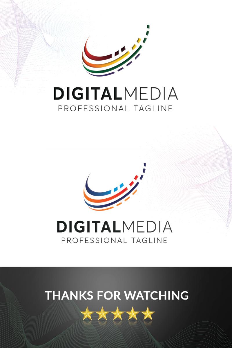 Premium DigitalMedia Logo #97318