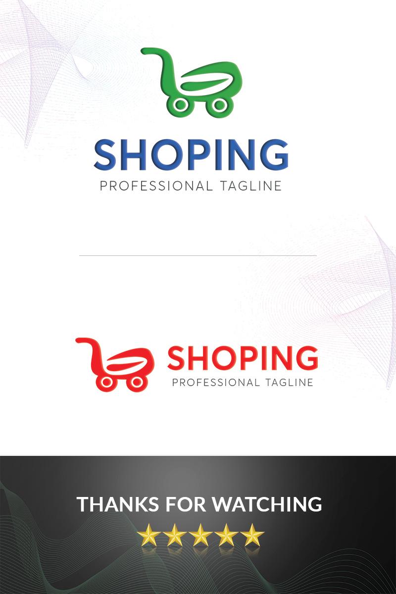 Premium Shoping Logo #97308