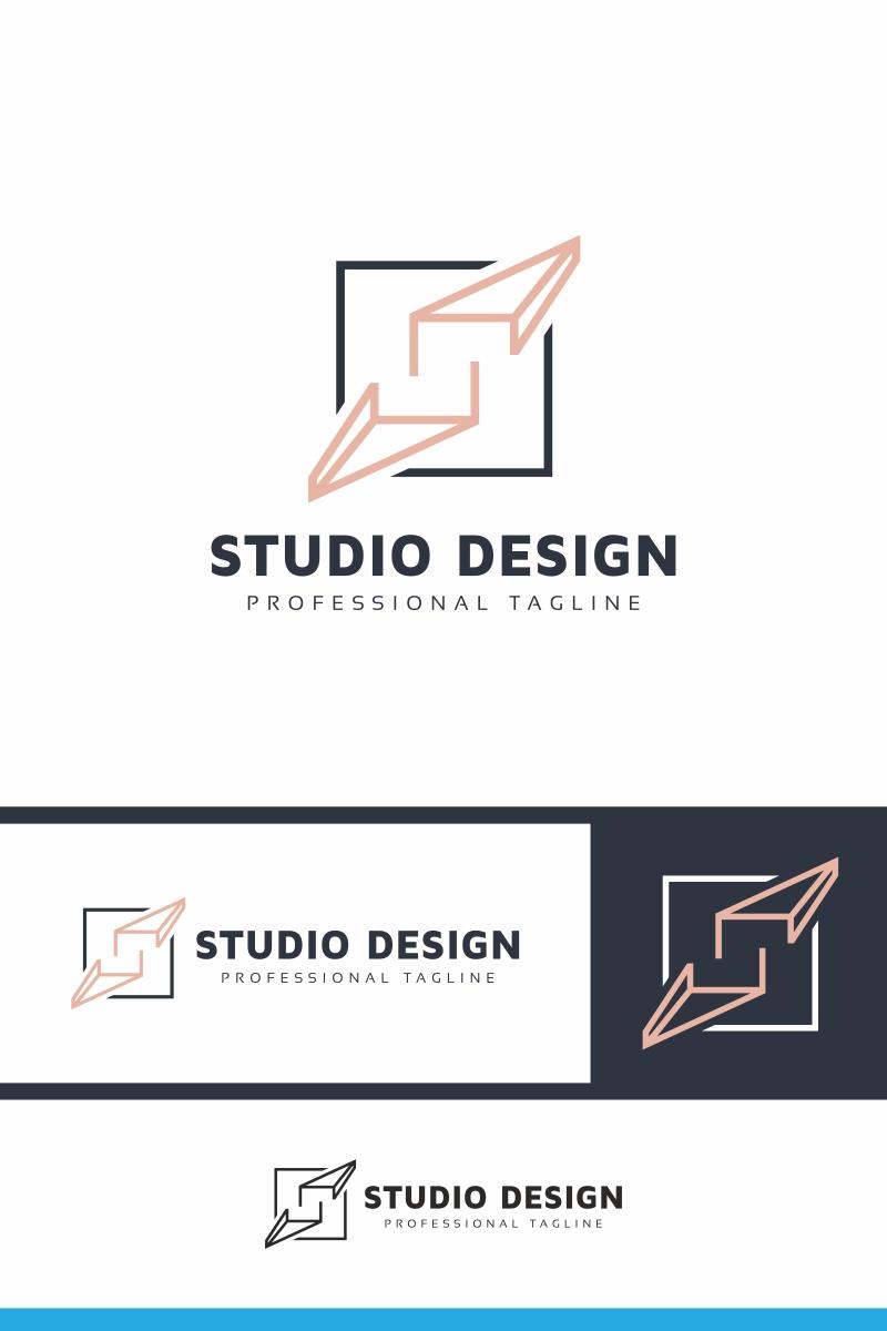 """""""Studio Design S Letter"""" Logo template №97380"""