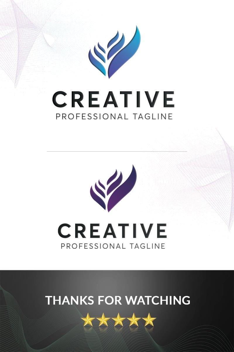 "Plantilla De Logotipo ""Creative"" #97402 - captura de pantalla"