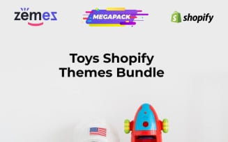 Toys Online Store Templates - Shopify Theme