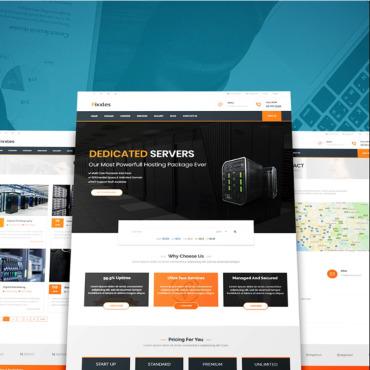 Купить  пофессиональные WordPress темы. Купить шаблон #97861 и создать сайт.