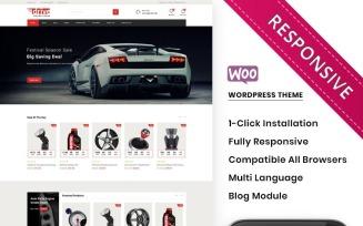 Drive - The Online Autoparts Store Premium WooCommerce Theme