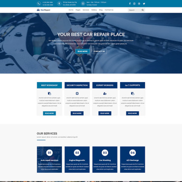 Купить  пофессиональные PSD шаблоны. Купить шаблон #97938 и создать сайт.