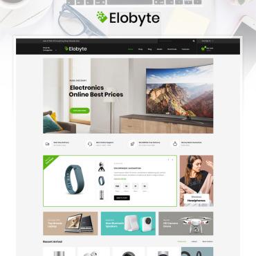 Купить  пофессиональные WooCommerce шаблоны. Купить шаблон #98026 и создать сайт.