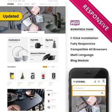 Купить  пофессиональные WooCommerce шаблоны. Купить шаблон #98029 и создать сайт.