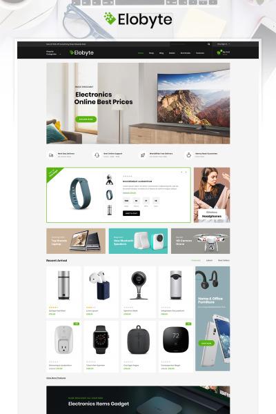 Elobyte - Electronics Store