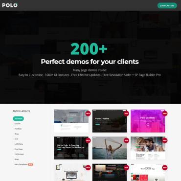 Купить  пофессиональные Joomla шаблоны. Купить шаблон #98134 и создать сайт.