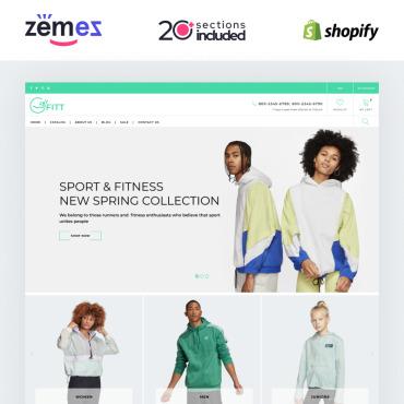 Купить  пофессиональные Shopify шаблоны. Купить шаблон #98283 и создать сайт.