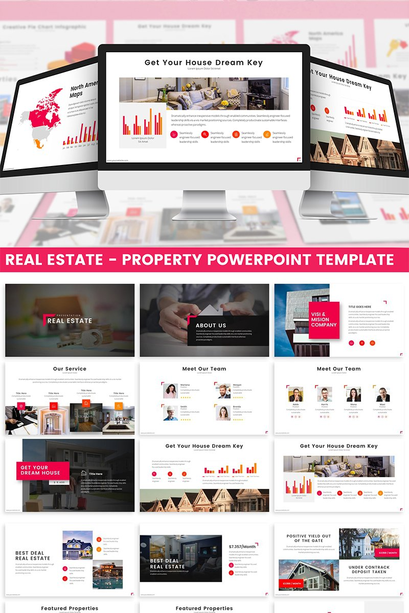 Real Estate - Property PowerPoint Template