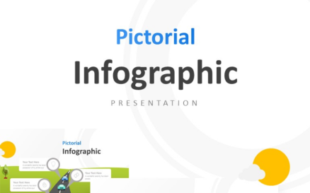 3 Process Product Roadmap Presentation PowerPoint Template