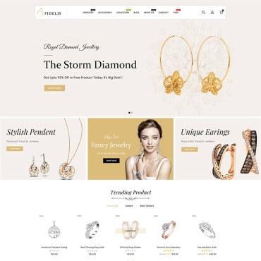 Купить  пофессиональные Shopify шаблоны. Купить шаблон #98587 и создать сайт.