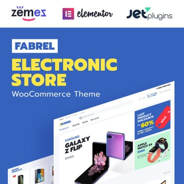 Купить  пофессиональные WooCommerce шаблоны. Купить шаблон #98675 и создать сайт.