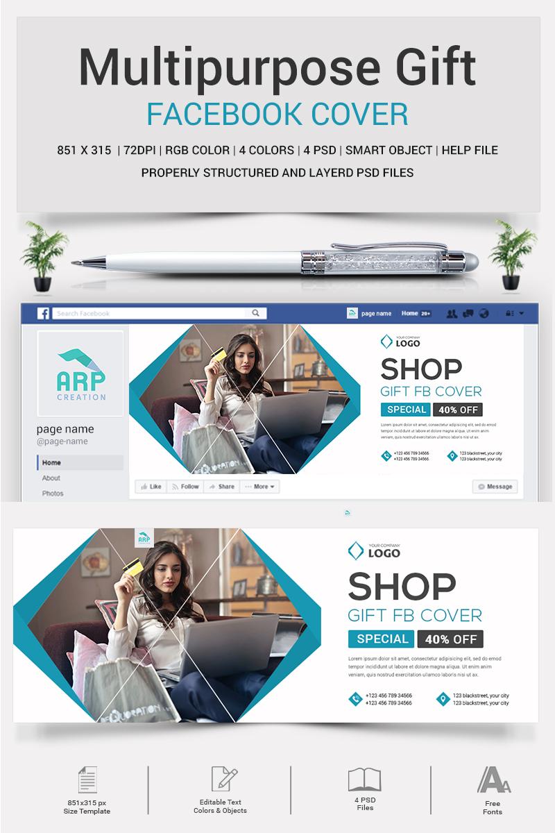 Multipurpose Gift Facebook Timeline Cover Social Media