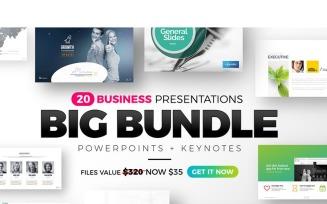 Big Bundle PowerPoint Template