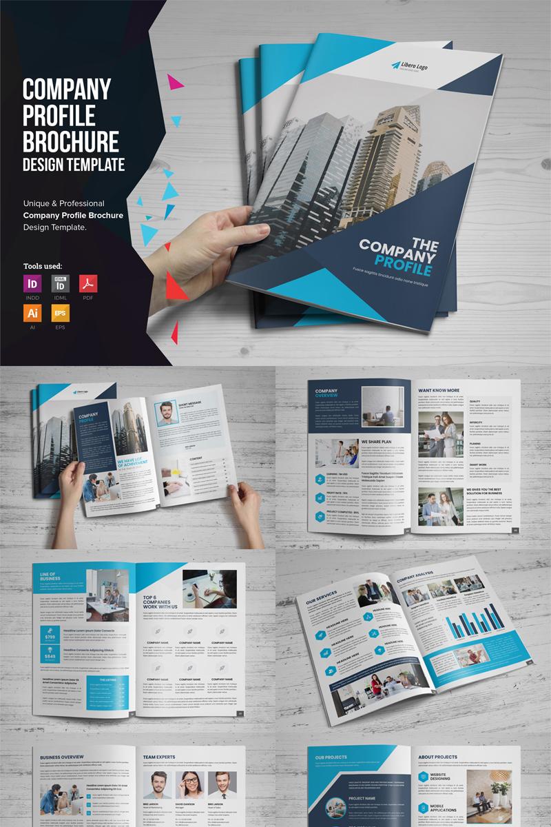Shaba - Company Profile Brochure Corporate Identity Template - screenshot