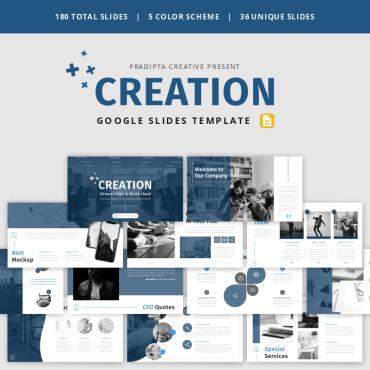 Купить  пофессиональные Google Slides. Купить шаблон #98810 и создать сайт.
