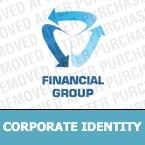 Corporate Identity Template 9909