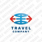 Travel Logo  Template 9938