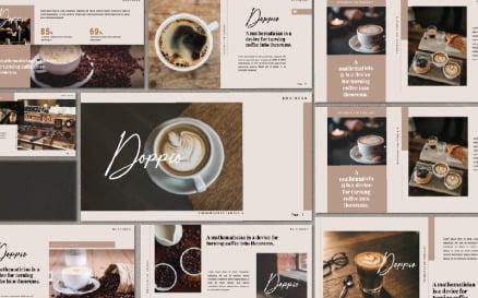 Dopio Presentation - Keynote template Keynote Template