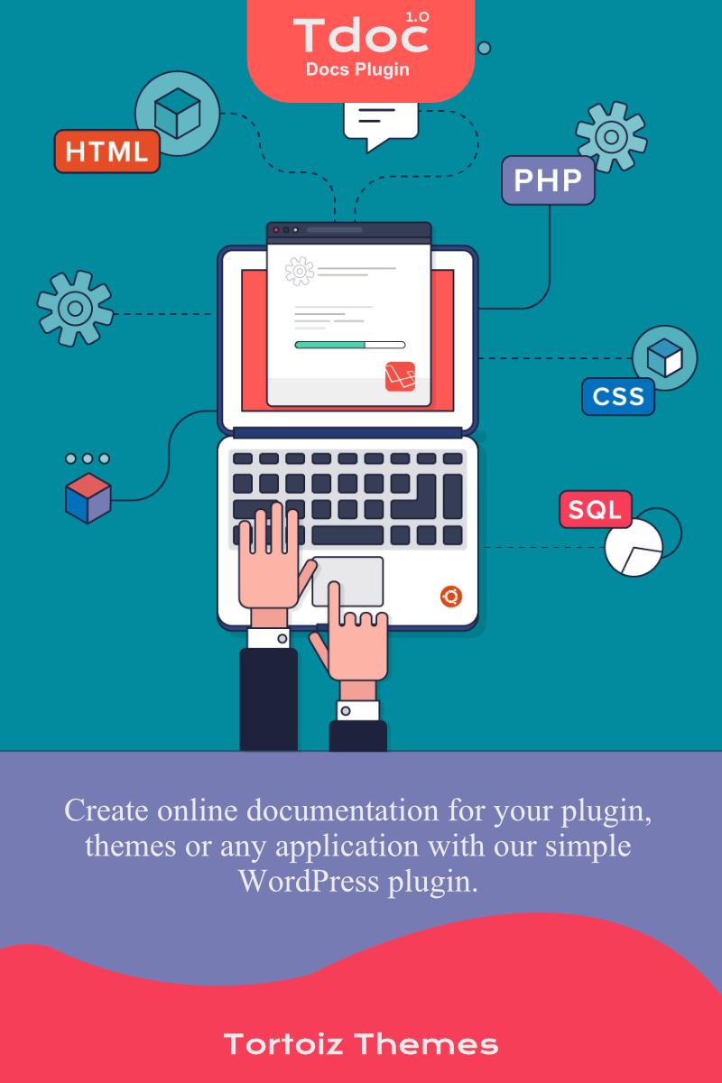 "Plugin De WordPress ""Tdoc documentation"" #99218"