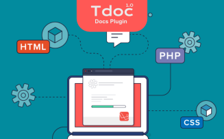 Tdoc documentation WordPress Plugin