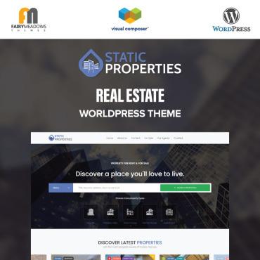 Купить  пофессиональные WordPress темы. Купить шаблон #99338 и создать сайт.