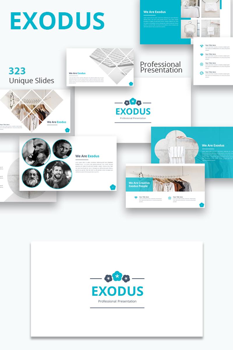 Exodus - Multipurpose PowerPoint Template